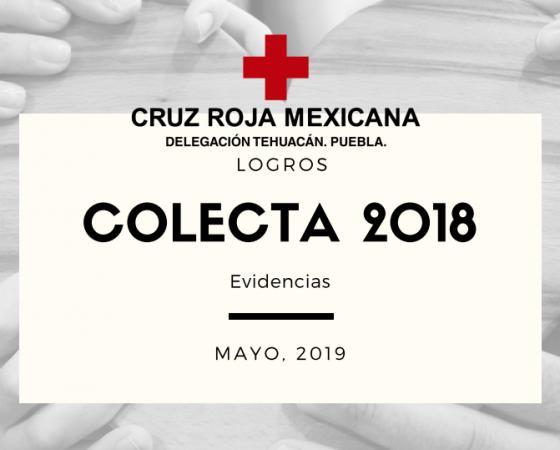 Reporte anual Colecta 2018
